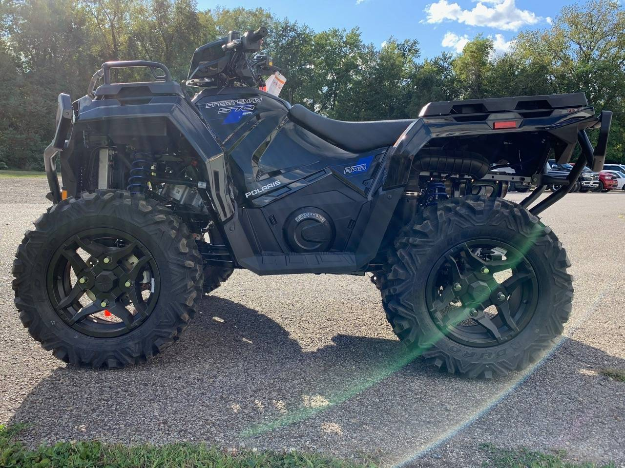 2021 Polaris Sportsman 570 Trail in Brilliant, Ohio - Photo 6