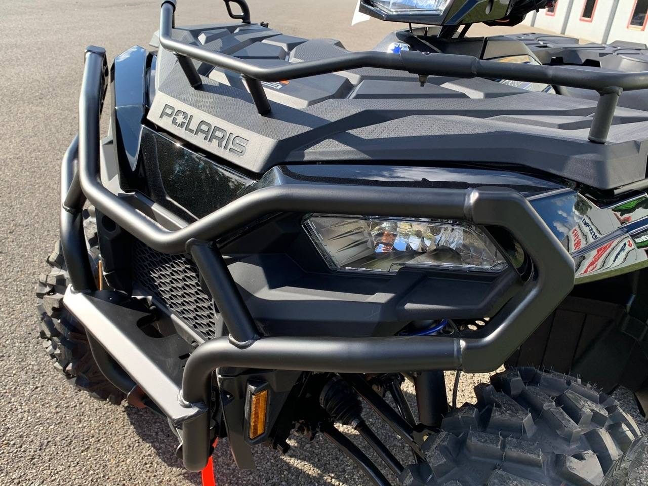 2021 Polaris Sportsman 570 Trail in Brilliant, Ohio - Photo 9