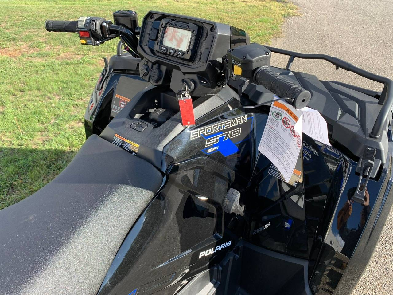 2021 Polaris Sportsman 570 Trail in Brilliant, Ohio - Photo 21
