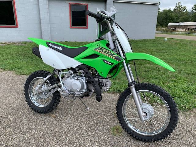 2021 Kawasaki KLX 110R L in Brilliant, Ohio - Photo 1