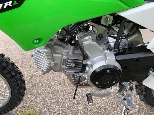2021 Kawasaki KLX 110R L in Brilliant, Ohio - Photo 7