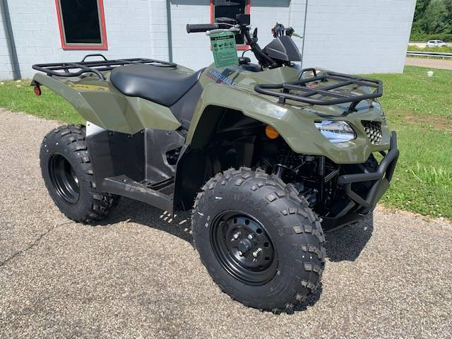 2020 Suzuki KingQuad 400FSi in Brilliant, Ohio - Photo 1