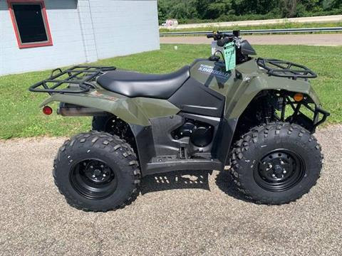 2020 Suzuki KingQuad 400FSi in Brilliant, Ohio - Photo 2