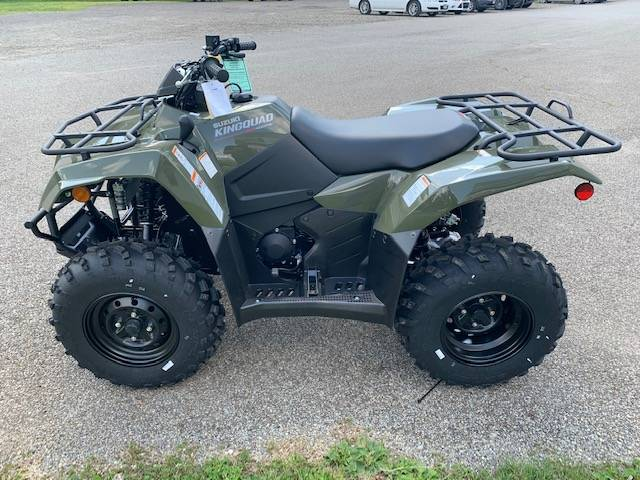 2020 Suzuki KingQuad 400FSi in Brilliant, Ohio - Photo 7