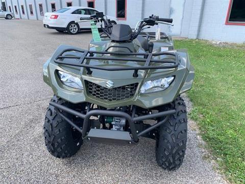 2020 Suzuki KingQuad 400FSi in Brilliant, Ohio - Photo 10