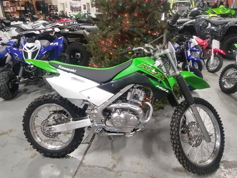 2020 Kawasaki KLX 140L in Brilliant, Ohio - Photo 1
