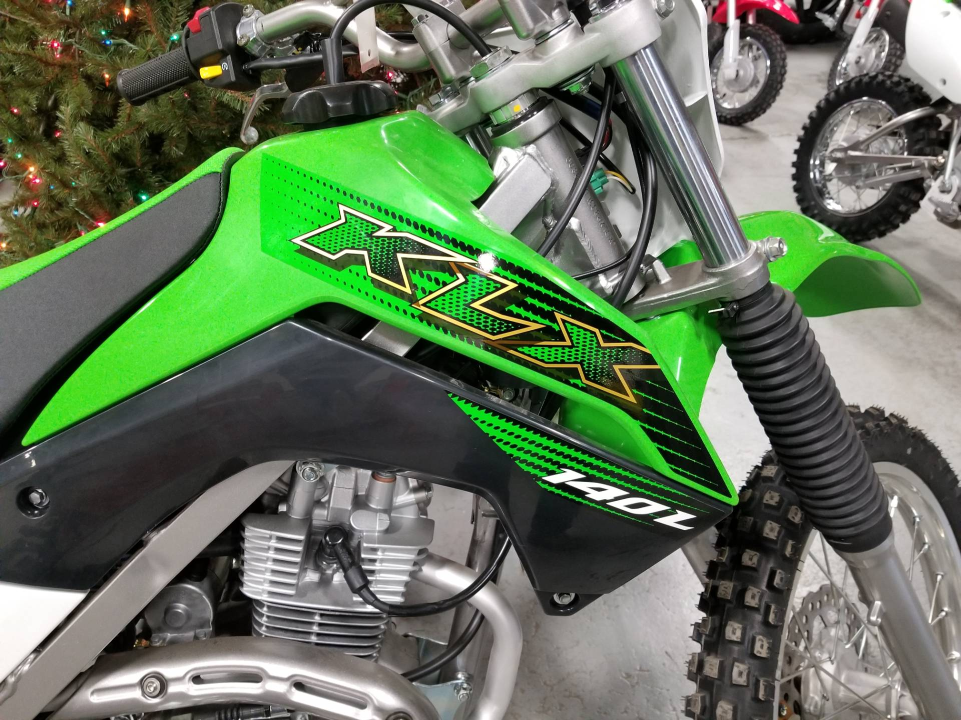 2020 Kawasaki KLX 140L in Brilliant, Ohio - Photo 2