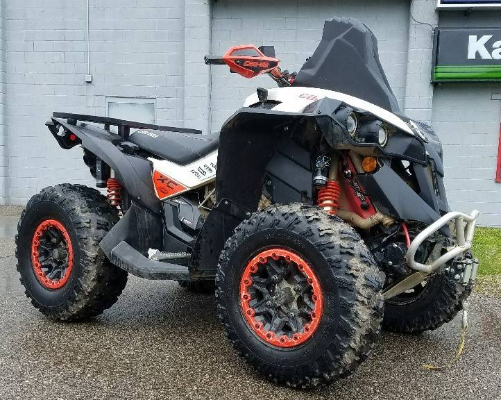 2016 Can-Am Renegade X xc 1000R in Brilliant, Ohio