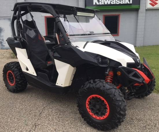 2015 Can-Am Maverick X xc DPS 1000R for sale 40243