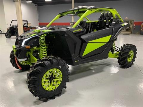 2021 Can-Am Maverick X3 X MR Turbo RR in Brilliant, Ohio - Photo 4