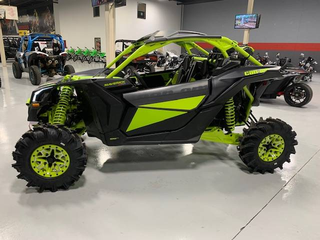 2021 Can-Am Maverick X3 X MR Turbo RR in Brilliant, Ohio - Photo 6