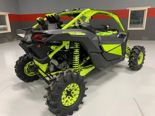 2021 Can-Am Maverick X3 X MR Turbo RR in Brilliant, Ohio - Photo 16