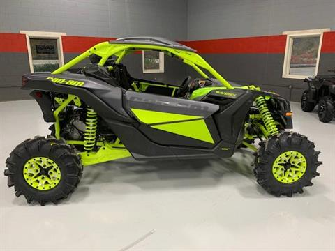 2021 Can-Am Maverick X3 X MR Turbo RR in Brilliant, Ohio - Photo 17