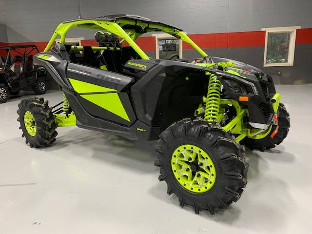 2021 Can-Am Maverick X3 X MR Turbo RR in Brilliant, Ohio - Photo 1