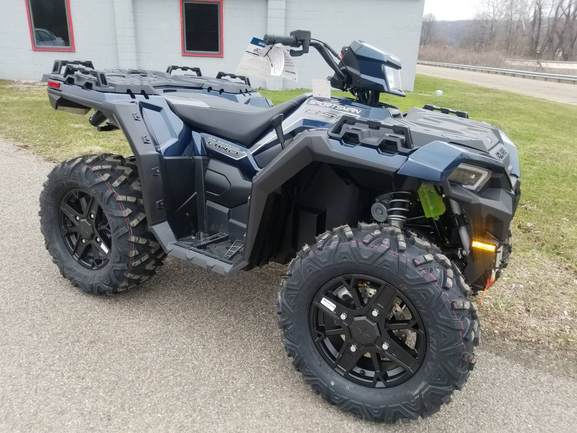 2020 Polaris Sportsman 850 Premium Trail Package in Brilliant, Ohio - Photo 2