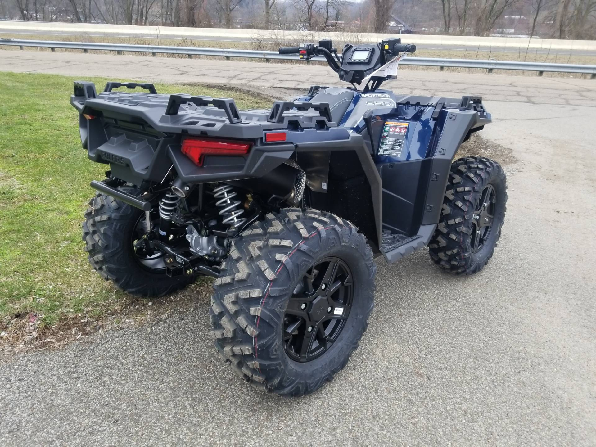 2020 Polaris Sportsman 850 Premium Trail Package in Brilliant, Ohio - Photo 4