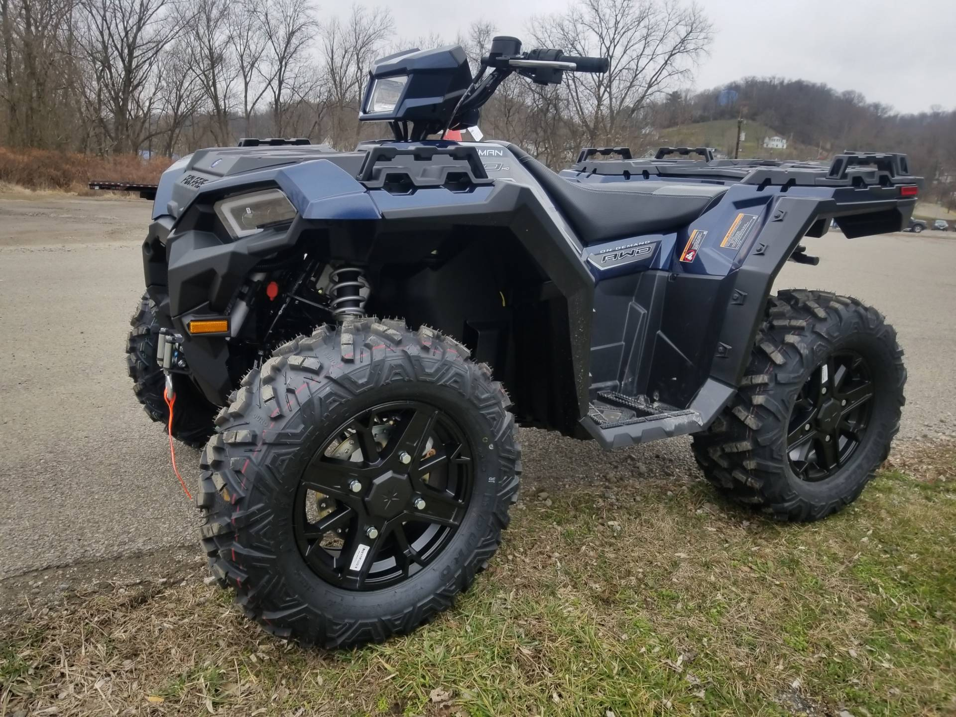 2020 Polaris Sportsman 850 Premium Trail Package in Brilliant, Ohio - Photo 1