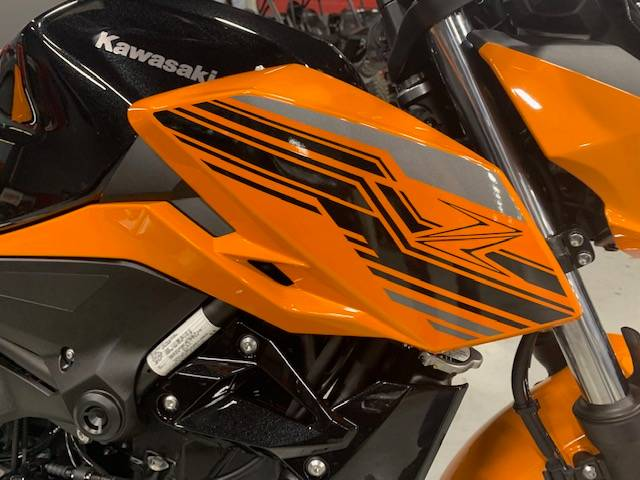 2020 Kawasaki Z400 ABS in Brilliant, Ohio - Photo 5