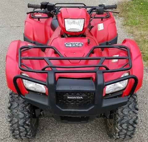 2013 Honda FourTrax® Foreman® 4x4 in Brilliant, Ohio - Photo 2