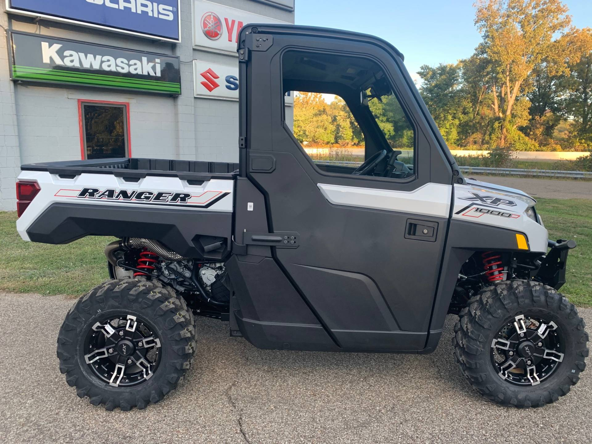 2021 Polaris Ranger XP 1000 Northstar Edition Premium in Brilliant, Ohio - Photo 11