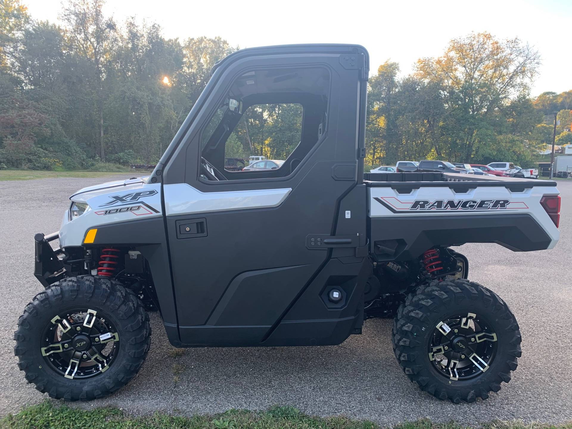 2021 Polaris Ranger XP 1000 Northstar Edition Premium in Brilliant, Ohio - Photo 3