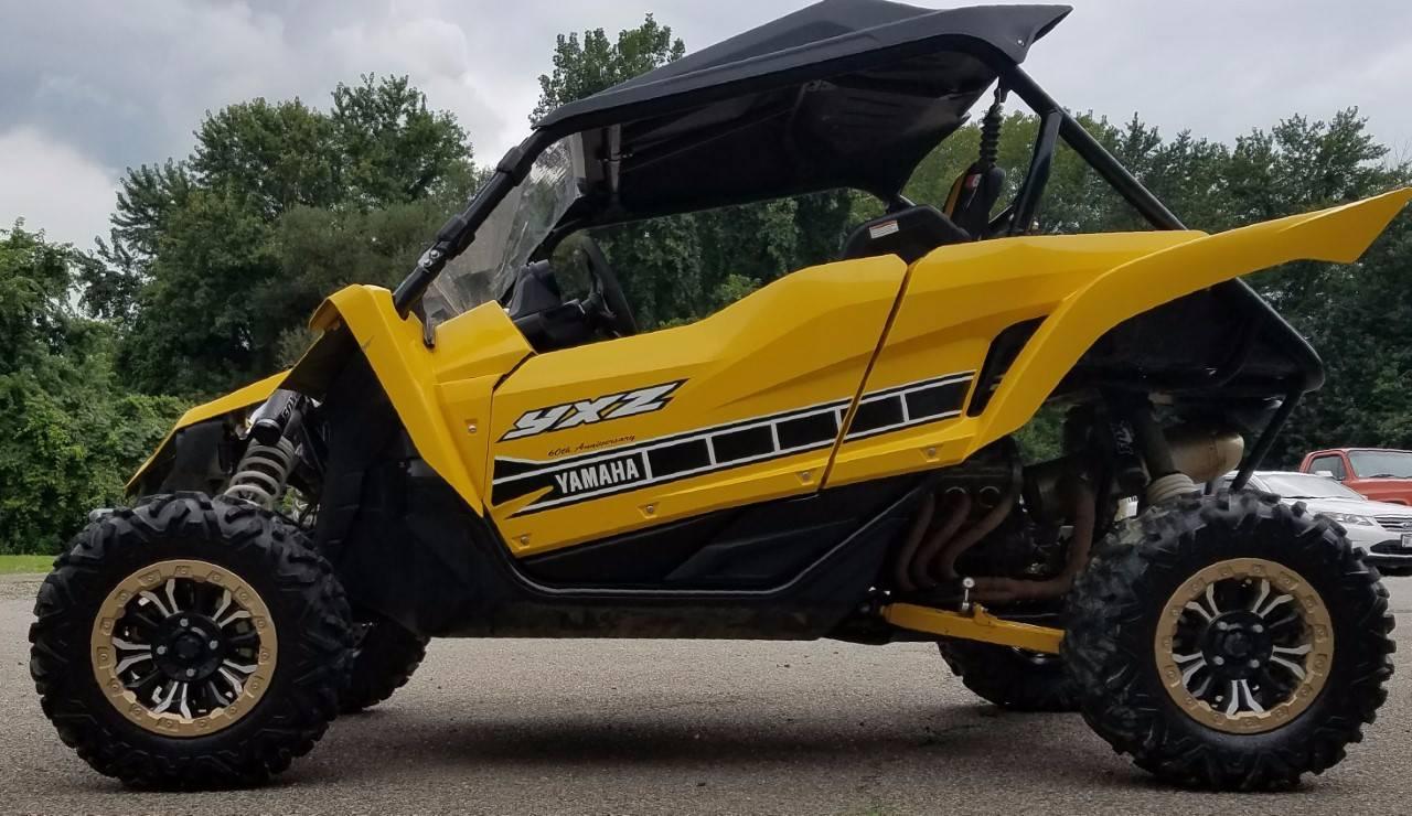 2016 Yamaha YXZ1000R SE 5