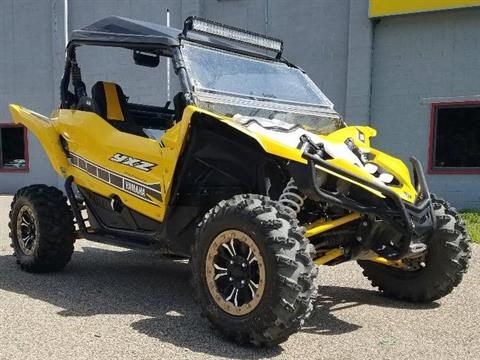 2016 Yamaha YXZ1000R SE in Brilliant, Ohio