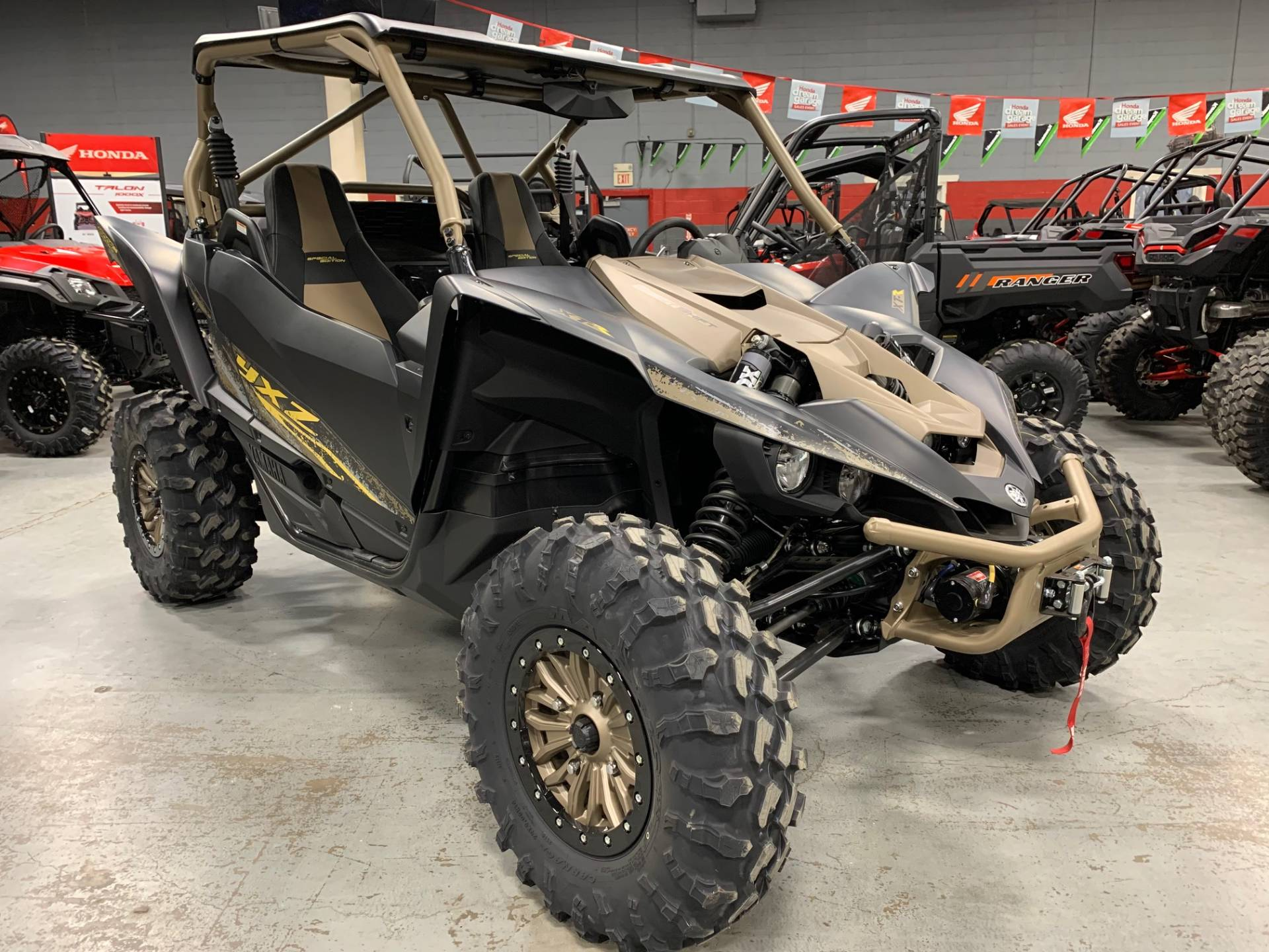 2020 Yamaha YXZ1000R SS XT-R in Brilliant, Ohio - Photo 1