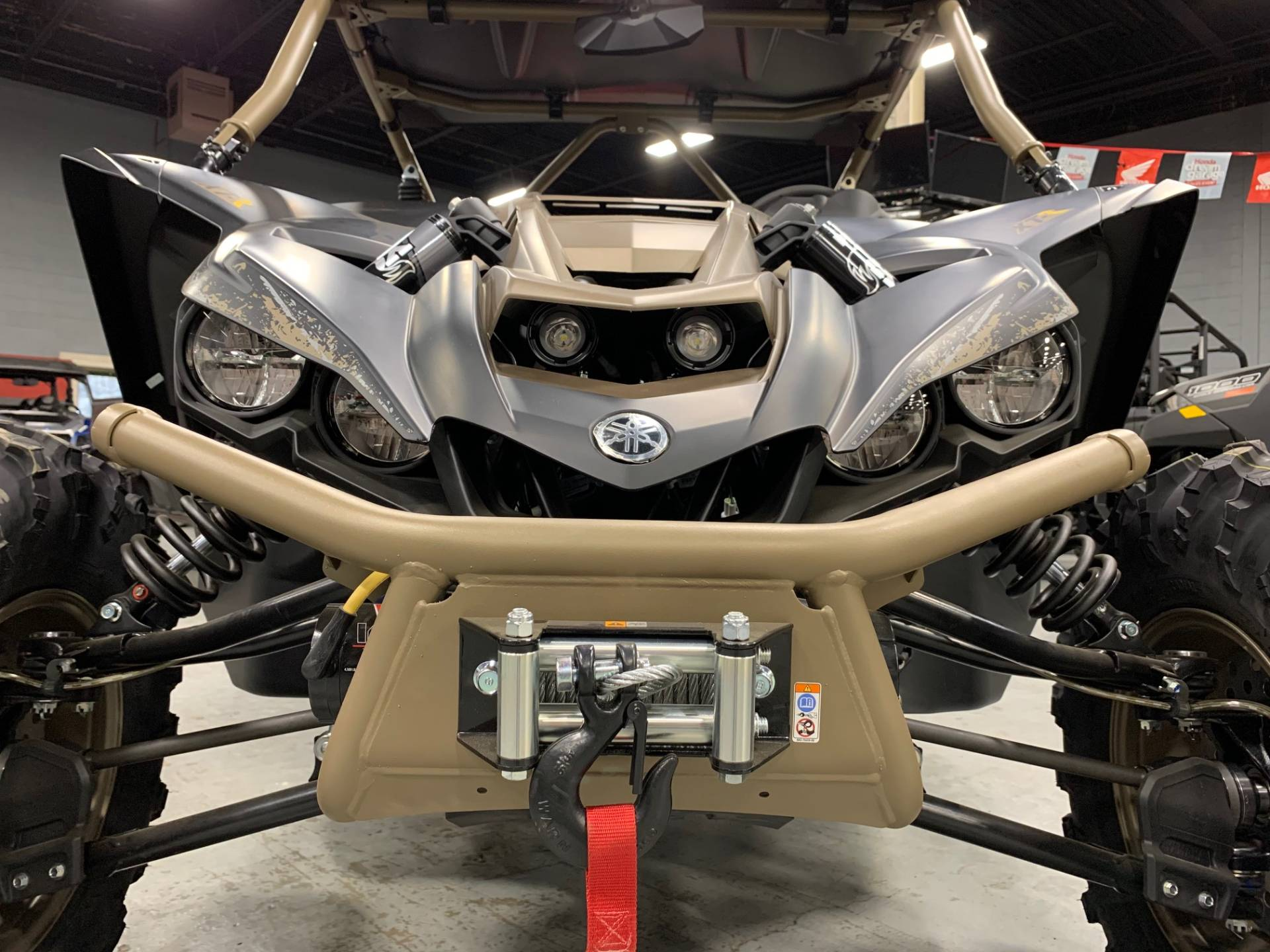 2020 Yamaha YXZ1000R SS XT-R in Brilliant, Ohio - Photo 16