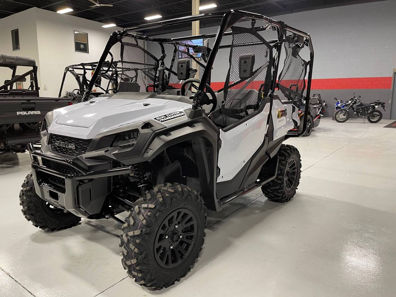 2021 Honda Pioneer 1000-5 Deluxe in Brilliant, Ohio - Photo 7
