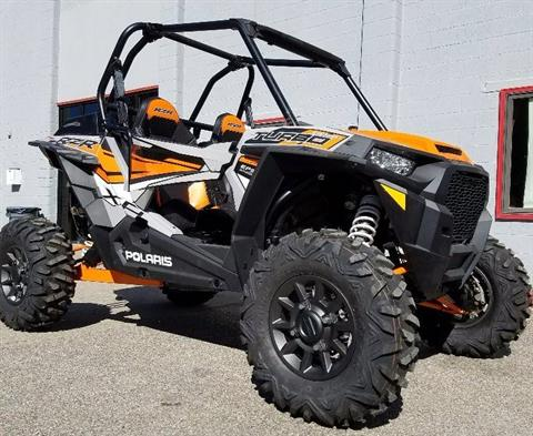 2018 Polaris RZR XP Turbo EPS in Brilliant, Ohio