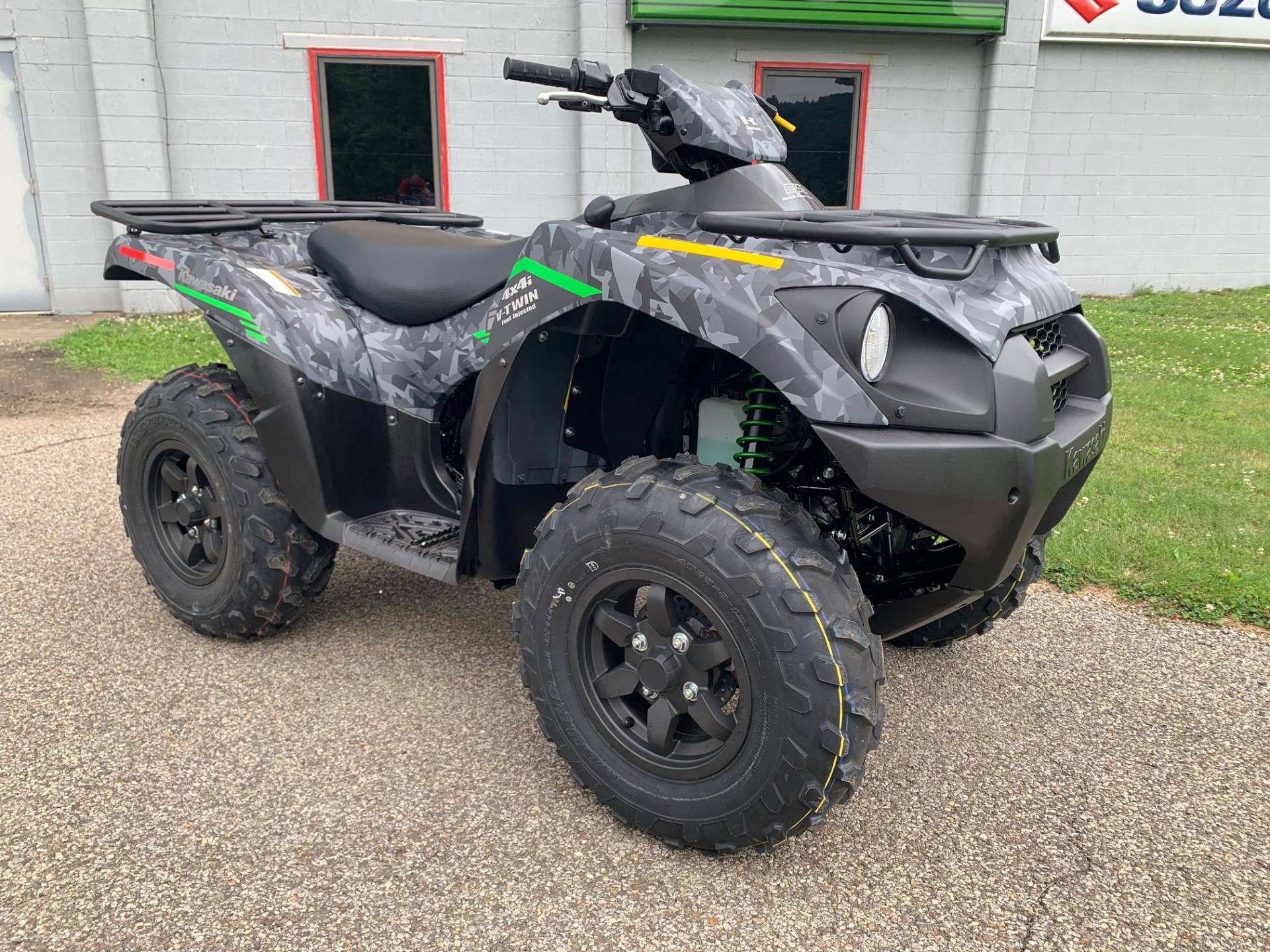 2021 Kawasaki Brute Force 750 4x4i EPS in Brilliant, Ohio - Photo 1