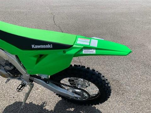 2021 Kawasaki KX 450X in Brilliant, Ohio - Photo 14