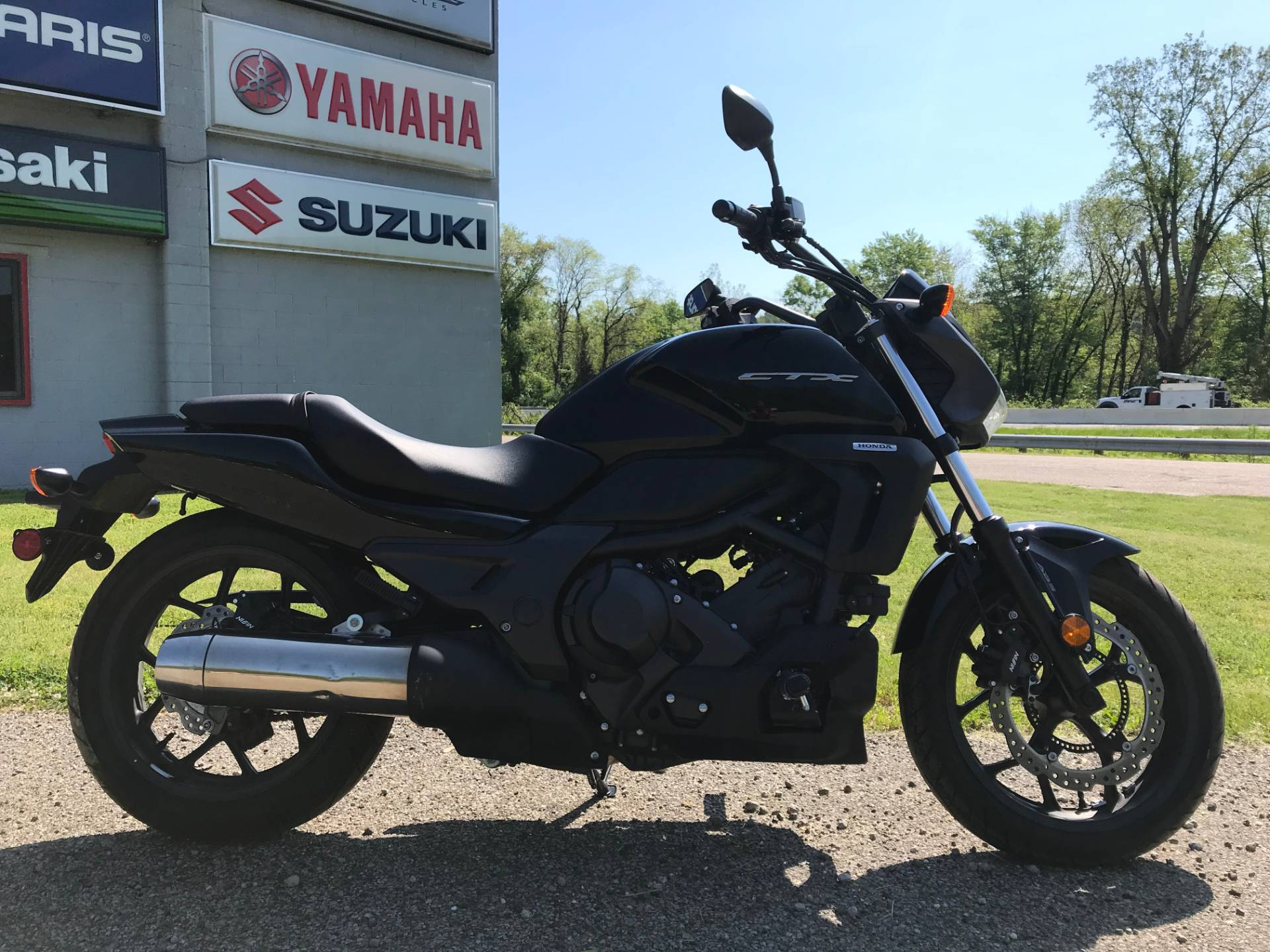 2014 Honda CTX®700N DCT ABS in Brilliant, Ohio - Photo 7