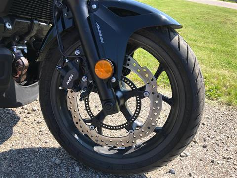 2014 Honda CTX®700N DCT ABS in Brilliant, Ohio - Photo 4