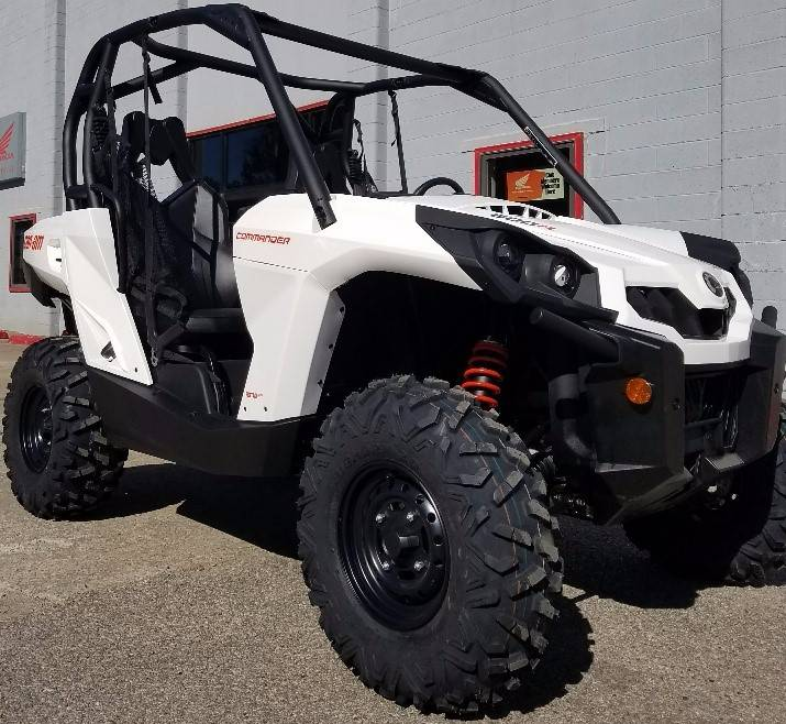 2018 Can-Am Commander 800R for sale 22387