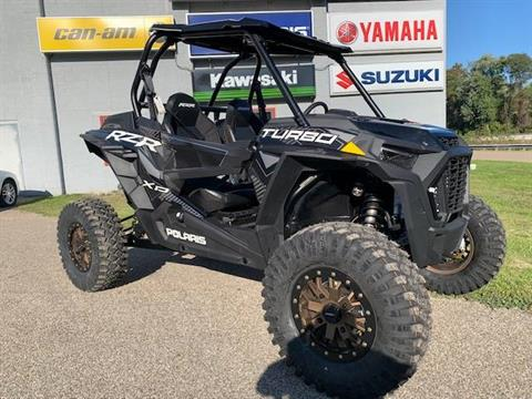 2020 Polaris RZR XP Turbo in Brilliant, Ohio - Photo 1