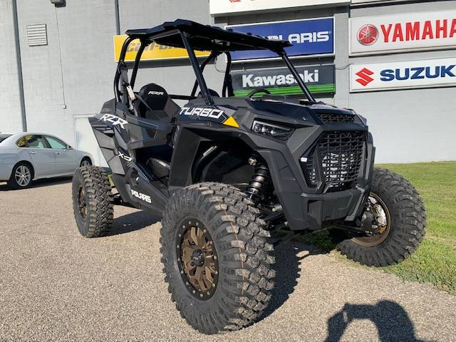 2020 Polaris RZR XP Turbo in Brilliant, Ohio - Photo 3