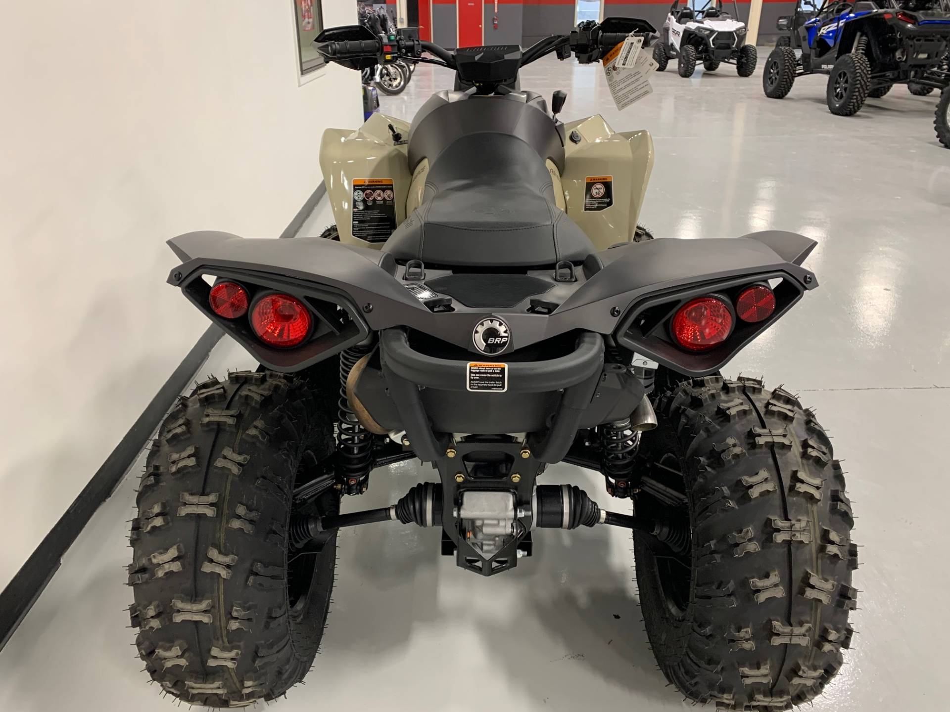 2021 Can-Am Renegade X XC 850 in Brilliant, Ohio - Photo 4
