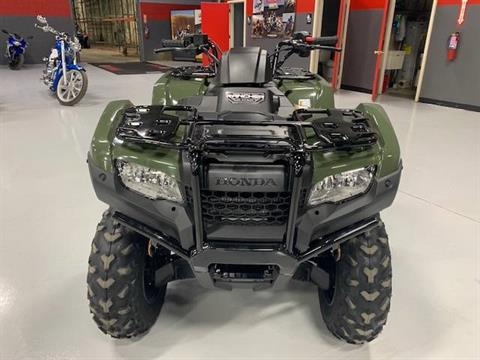 2021 Honda FourTrax Rancher 4x4 Automatic DCT IRS in Brilliant, Ohio - Photo 2