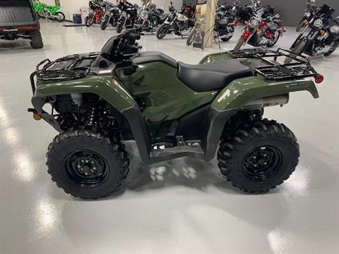 2021 Honda FourTrax Rancher 4x4 Automatic DCT IRS in Brilliant, Ohio - Photo 3