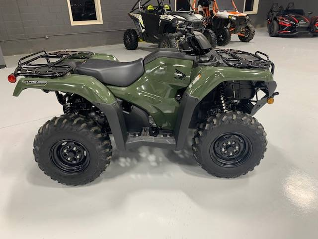 2021 Honda FourTrax Rancher 4x4 Automatic DCT IRS in Brilliant, Ohio - Photo 7