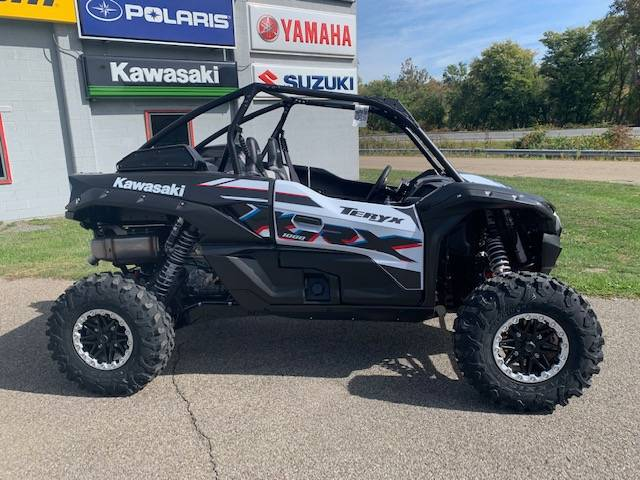 2021 Kawasaki Teryx KRX 1000 Special Edition in Brilliant, Ohio - Photo 3