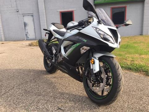 2018 Kawasaki NINJA ZX-6R in Brilliant, Ohio