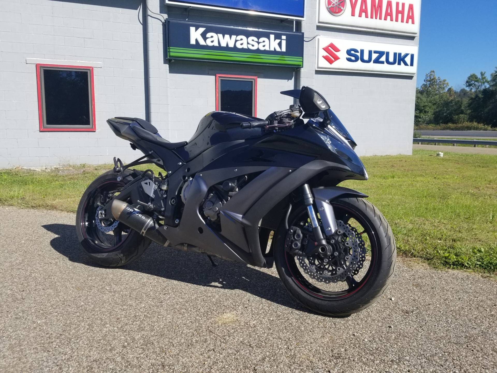 2012 Kawasaki Ninja ZX-10R for sale 7638