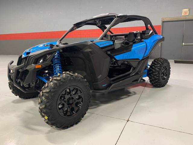 2021 Can-Am Maverick X3 DS Turbo in Brilliant, Ohio - Photo 2