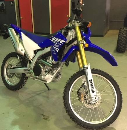 2018 Yamaha WR250R in Brilliant, Ohio - Photo 2
