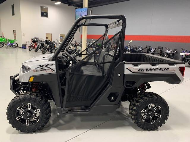 2021 Polaris Ranger XP 1000 Premium in Brilliant, Ohio - Photo 3