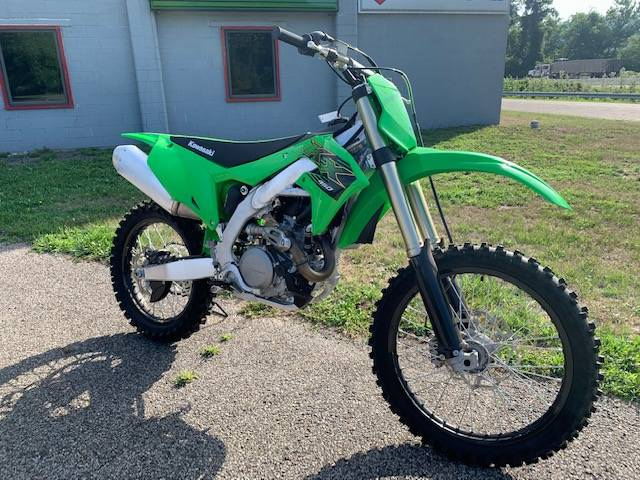 2020 Kawasaki KX 450 in Brilliant, Ohio - Photo 2