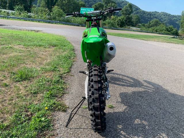 2020 Kawasaki KX 450 in Brilliant, Ohio - Photo 8
